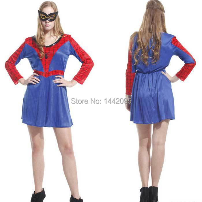 get quotations spiderman movie costume adult halloween costumes for women disfraces carnaval christmas cosplay costumes for women