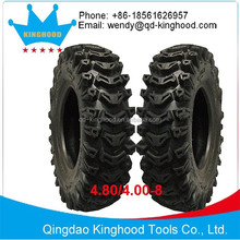 Lawn and ATV Karting Tire 5.00-6 4.00-8 4.00-5 3.60-5 6.50-8
