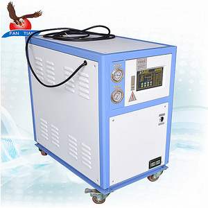 240v50hz 5 ton water cooled chiller
