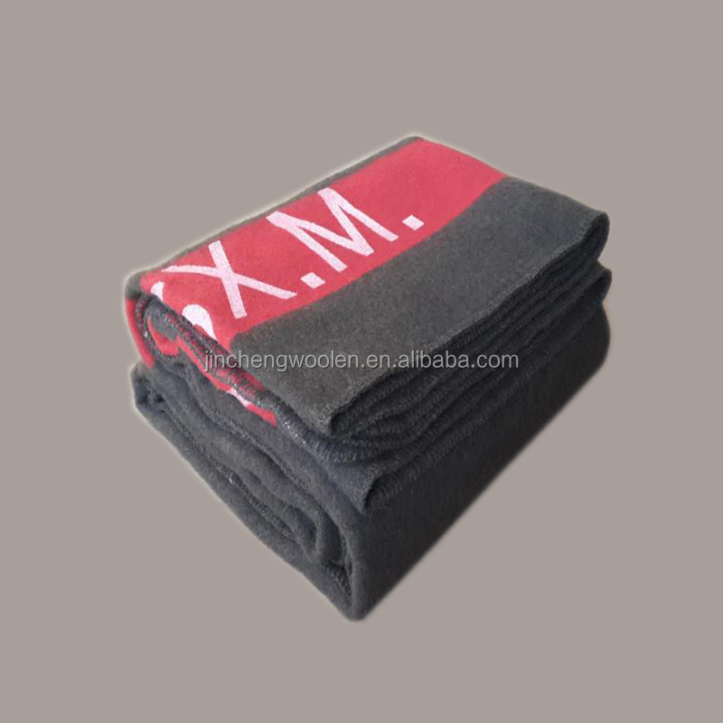 100% polyvinyl hotel family disaster relief blanket