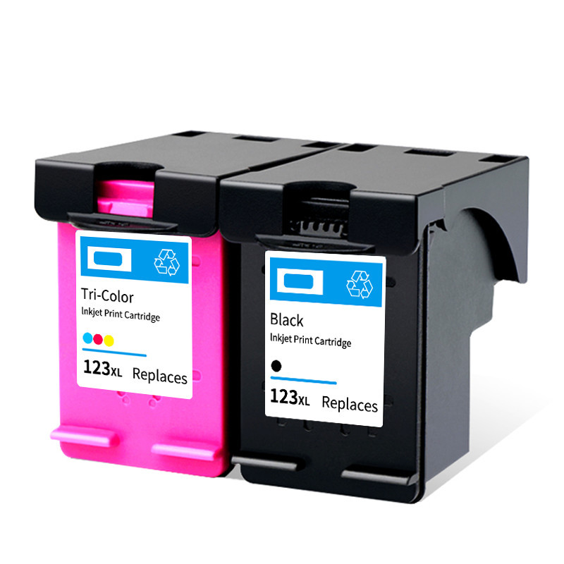 Compatibel HP 123XL Printer Inkt Cartridge 123 XL VOOR 1110 2130 2132 2133 2134