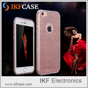 Hot sale!Ultra light bling bling TPU+PC mobile phone accessories are opening mould for LG K7 K10 V10