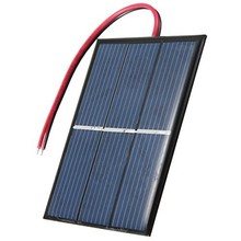 Small Power 3W 6V Mono Epoxy Solar Panel
