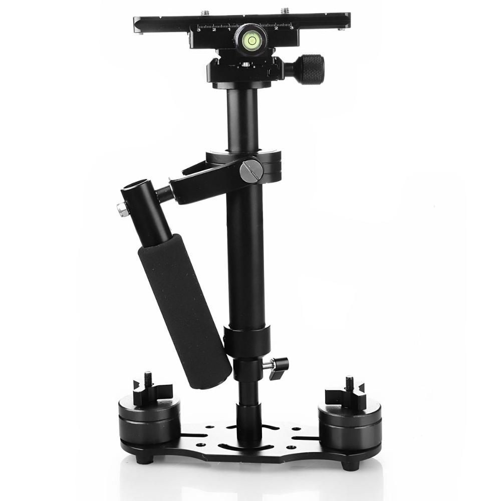 S40+ Plus 40cm Max Load 2kg Handheld Stabilizer Steadicam For Camcorder Camera