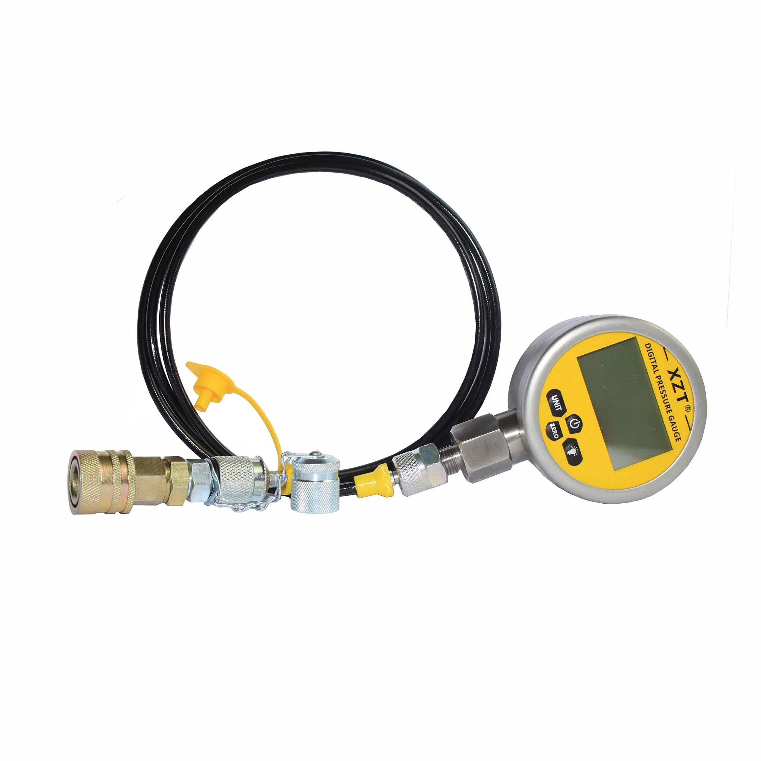 Buy XZT Vov 10000psi Digital Hydraulic Pressure Test