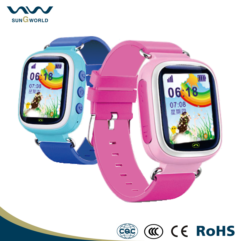 Best price of GPS Children Locator sos call cell phone watch for kids