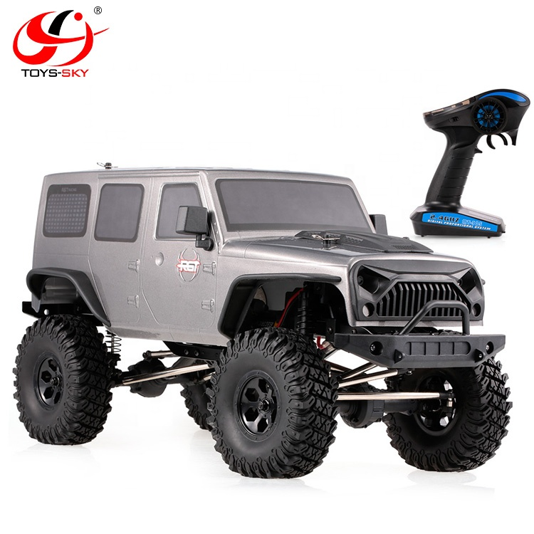 Hsp Ex86100 1 10 2 4g 4wd Brushed Off Road 4x4 Monster Waterproof Truck Rock Crawler Rc Car View Waterproof Truck Toysky Product Details From Shenzhen Toysky Trading Firm On Alibaba Com