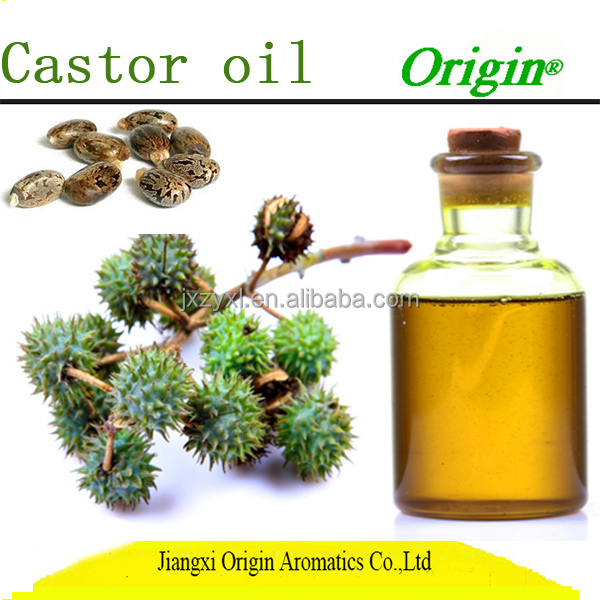 Bulk sale pharmaceutical grade raw flavored Castor essential oil for hair