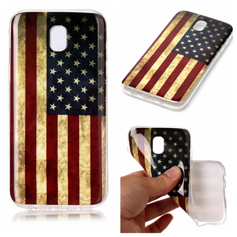 Wholesale IMD TPU gel case back cover for Samsung Galaxy J730 J7 2017 EU version