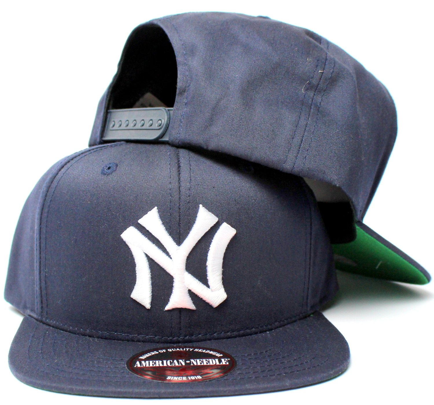 542aa05ff48 Get Quotations · New York Yankees MLB American Needle Retro 1922 Adjustable Snapback  Cap Navy