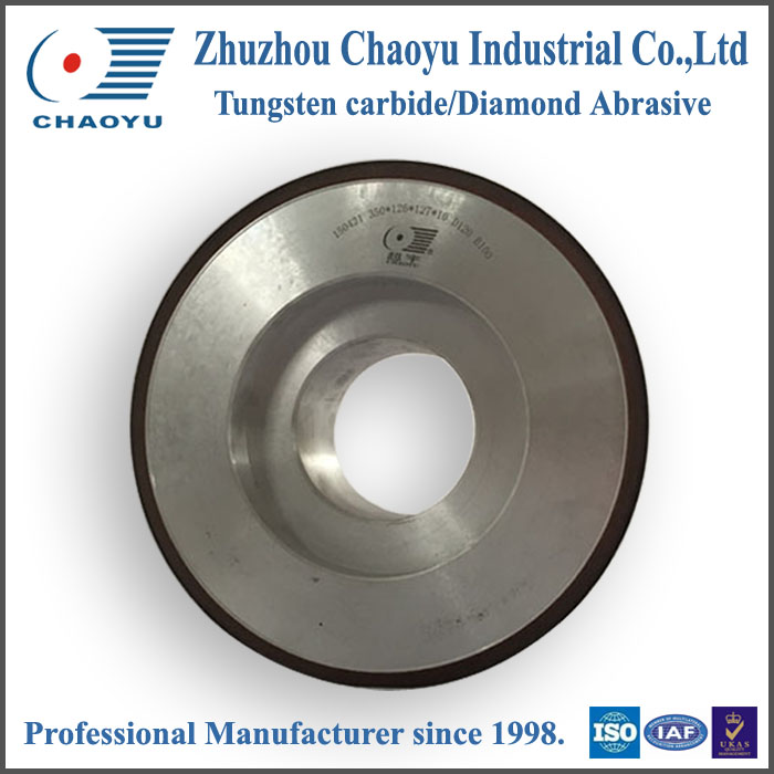 Resin bond/metal bond diamond/CBN ceramic knight grinding wheel with CE&ISO