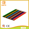 low price sharpened kids drawing wooden colored pencil