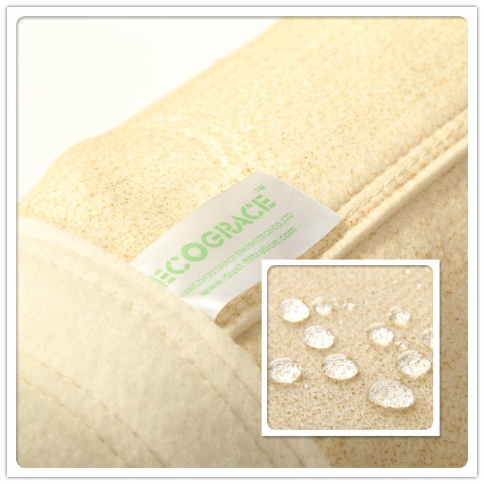 High Efficiency Of Dust Removing Aramid Dust Filter Bag Of Hepa ...