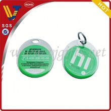 promoting metal key tag qr code