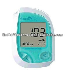 GlucoDr. Plus One Touch Blood Glucose Meter(AGM-3000)