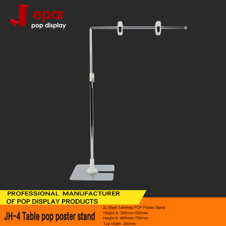 Retail Display Racks Low Price Metal Tabletop Display Stand