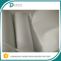 China Textiles Good Price Spunlace Nonwoven Fabric Polyester Needle Punched Nonwoven Fabric