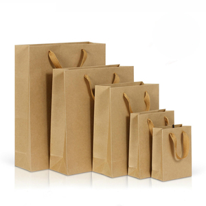 Get $1000 coupon custom paper bag, brown kraft paper bag,bags