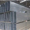 ASTM A36 Galvanized Steel C Channel for Structural