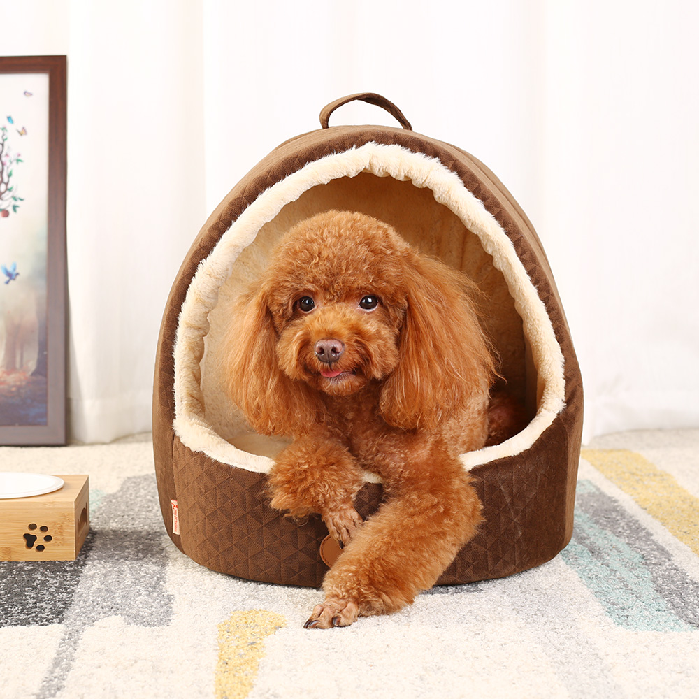All Season Availiable Small Pet Bed Dog House Factory