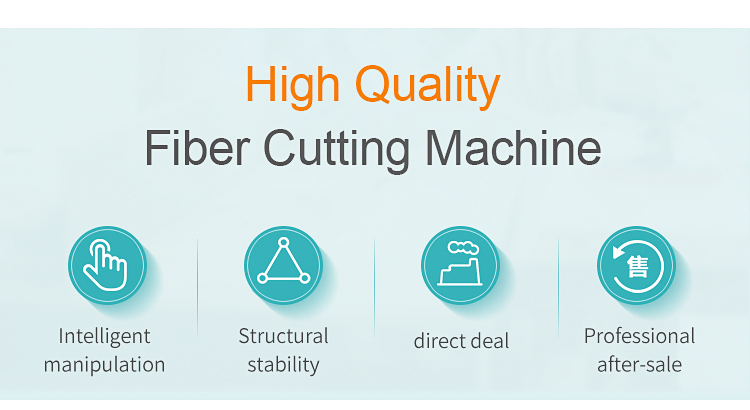 Hot sell  cheep fiber cutting machine for cutting carbon steel plate SongLi