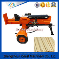 Wood Log Cutter and Splitter for Sale