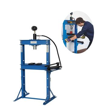 Ce Certificate 20ton Hydraulic Pneumatic Floor Shop Press Machine Best  Price - Buy Hydraulic Press Machine,Hydraulic Press Price,Pneumatic Press  Price