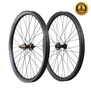 OEM carbon mountain 40mm width 650b bmx enduro wheels fit for enduro frame