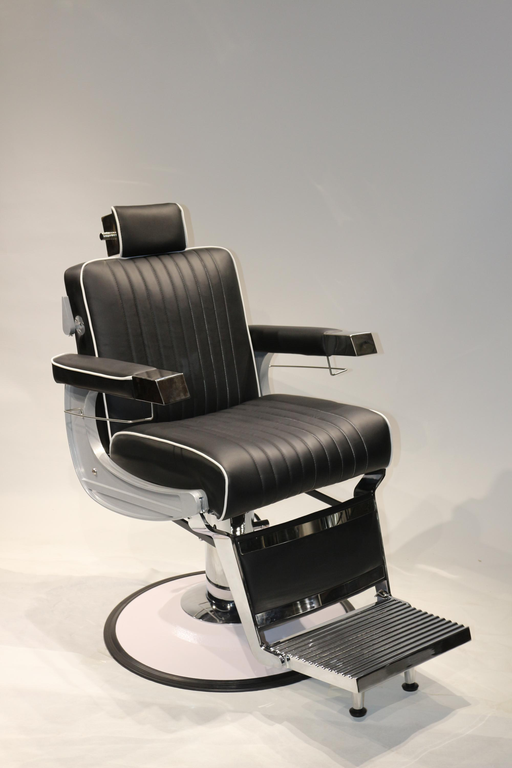 Professional Modern Custom Reclining Threading Used Barber Unique Antique  Styled Hair Salon Styling Chair For Sale ...