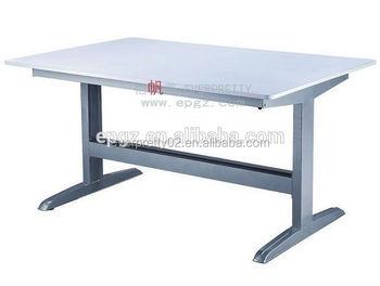School library reading table design school drawing table for Reading table design