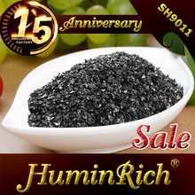 """HuminRich"" Leonardite Source 100% Water Soluble 90% Potassium Humate Fulvic Humic Acid Organic Fertilizer"