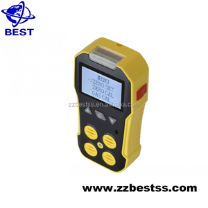 Portable Nitrogen Gas Analyzer Monitor Alarm Detecting Combustible Gas