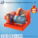 Factory price electric cable hoist winch with safety device