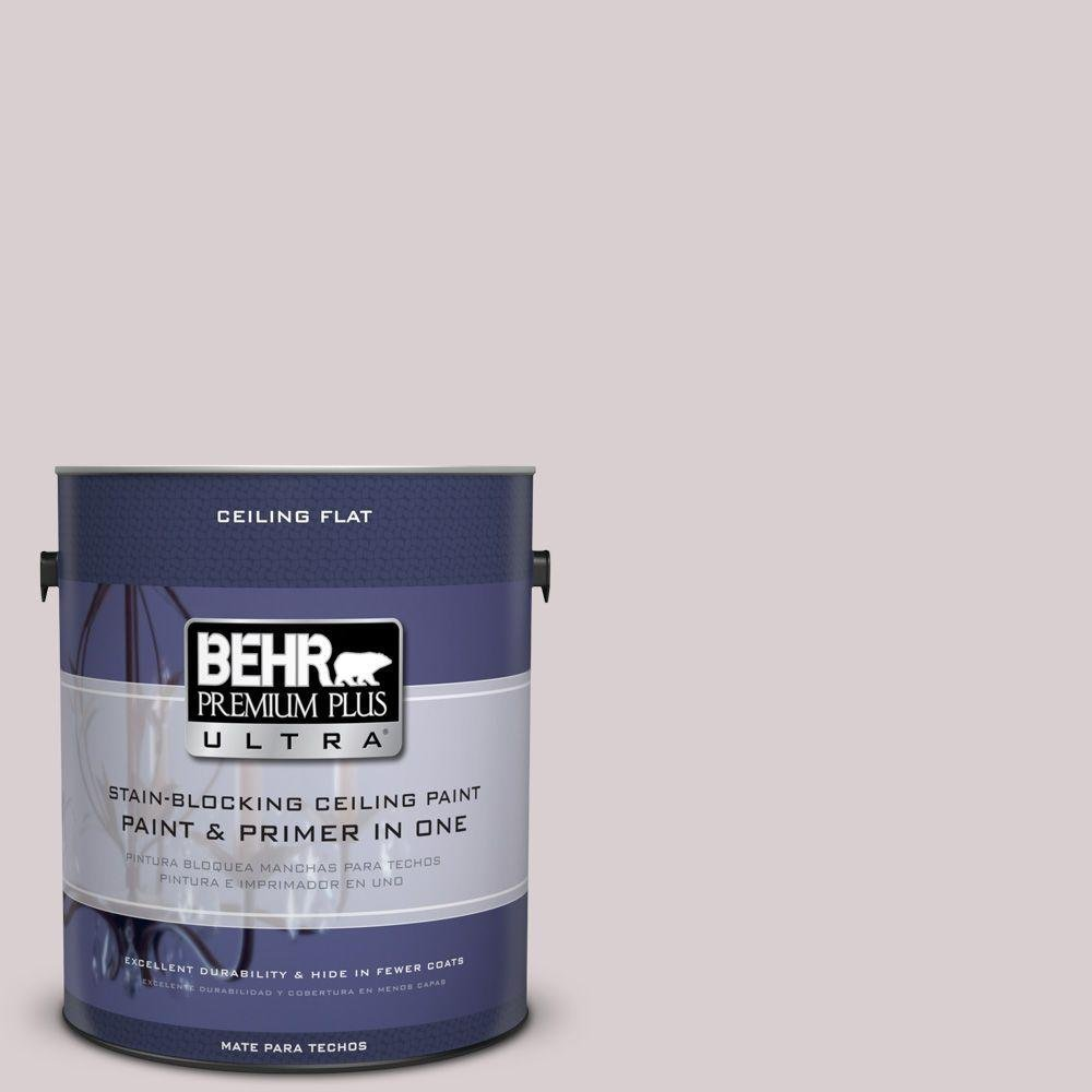 Get Quotations Behr Premium Plus Ultra 1 Gal No Ul250 11 Ceiling Tinted To Mauve
