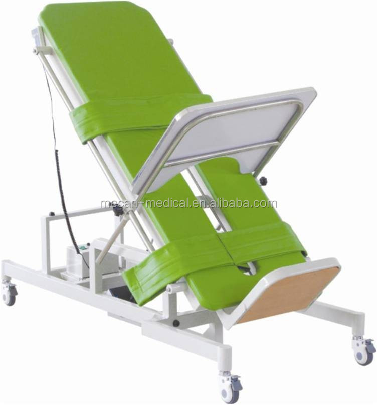 Guangzhou Pediatric Electric Rehabilitation therapy Tilt table