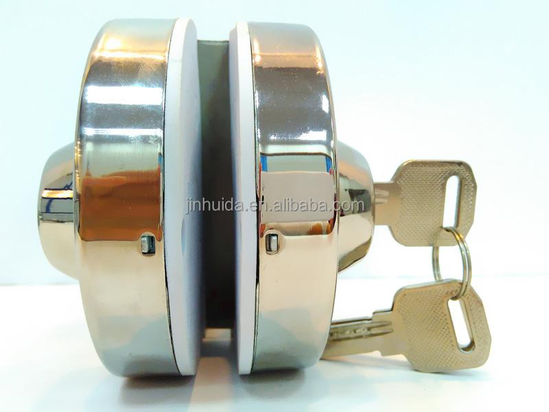 Glass Door Security Lock 304ss Sliding Glass Glass Door Lock Silver