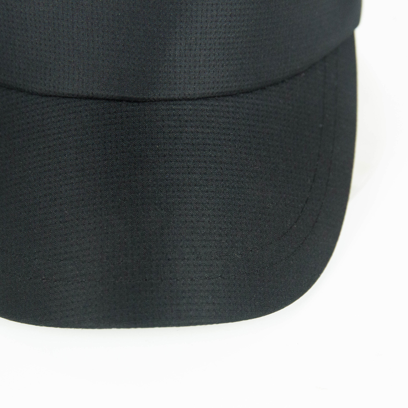 Wholesale plain 100% polyester sun visor foldable hat