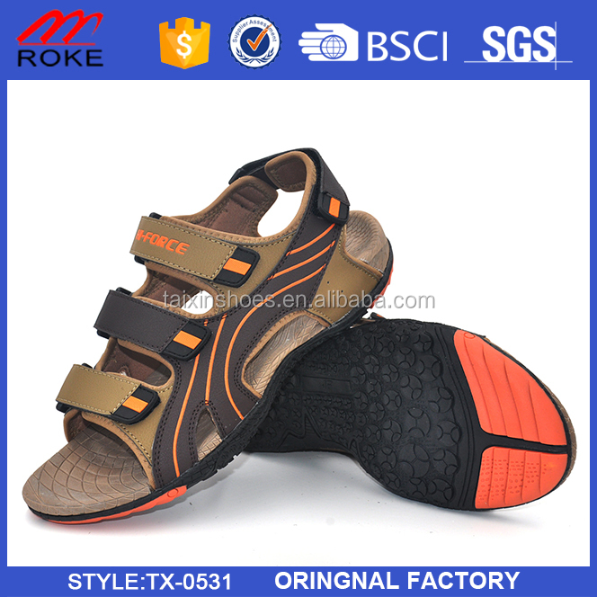 Hot selling product high quality best price men's beach sandals