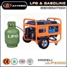 Hot!Home use portable LPG Gas generator 2kw price