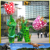MY Dino-C008 Artificial talking flower attraction for indoor or outdoor parks