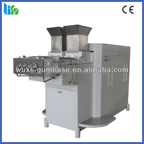 Laboratory single color extruder machine price