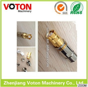 Voton Siemens 2M series 1.6/5.6 female RG179 cable rf coaxial connector