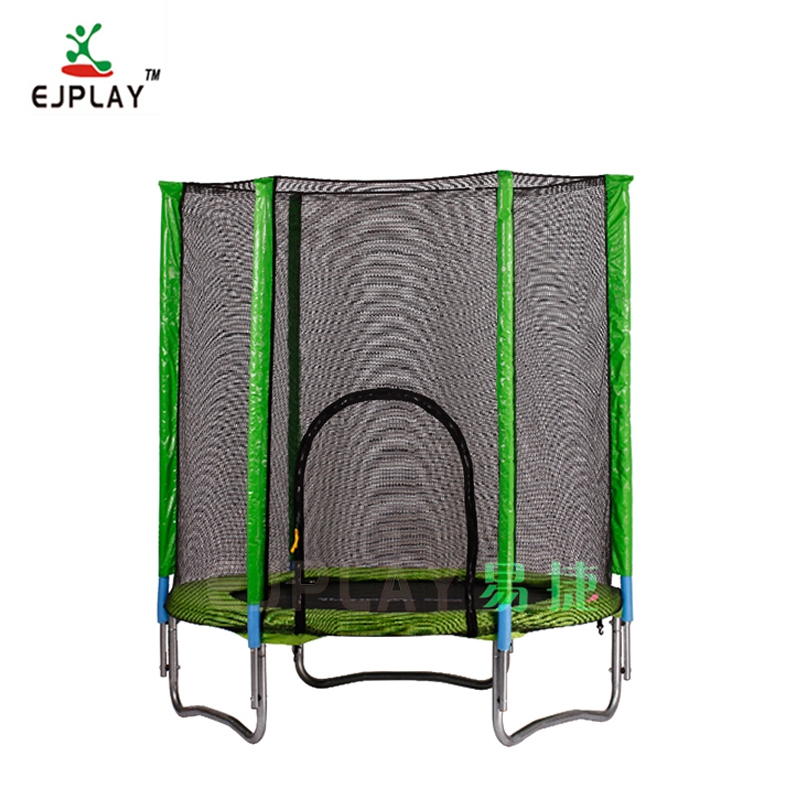 Professional Wholesale 140*180Cm hexagon trampoline