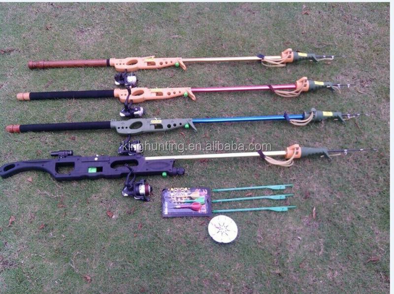 Se uelo de la pesca de m ltiples funciones shooting ca as for Fishing rod in spanish