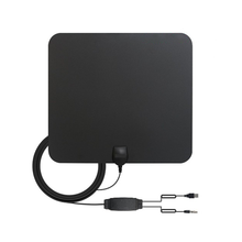New Best Ultra Sottile VHF UHF Appartamento di Wireless <span class=keywords><strong>Digital</strong></span> Indoor <span class=keywords><strong>TV</strong></span> Antenne