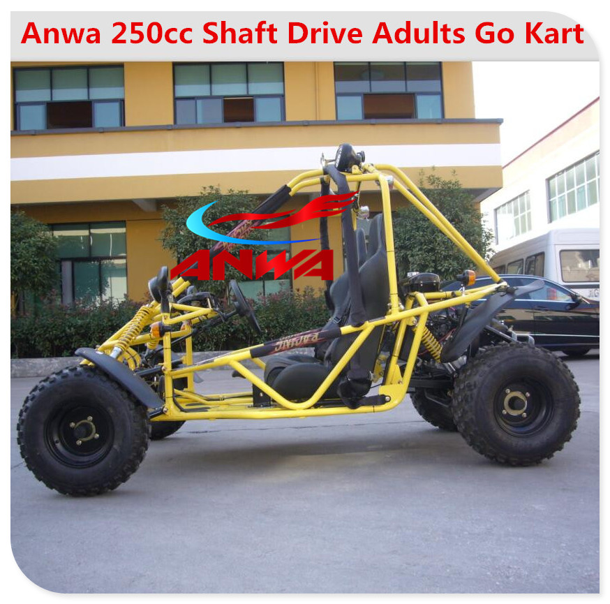 2017 Hot Sale Theme Park Machine Kids Dune Buggy 100/200/250cc 20hp Single/Two/Four Seat Go Kart