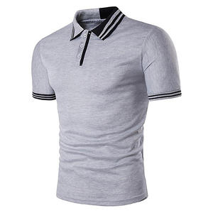 collar pocket fashion men beautiful t shirt