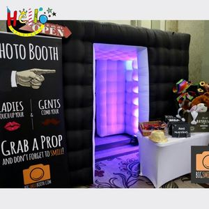 2016 Hot Sale Photobooth Portable/Inflatable Photo Booth/ Inflatable Booth Tent