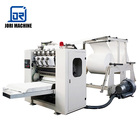 Double Embossing Smart Facial Tissue Napkin Toilet Paper Making Machine Production Line