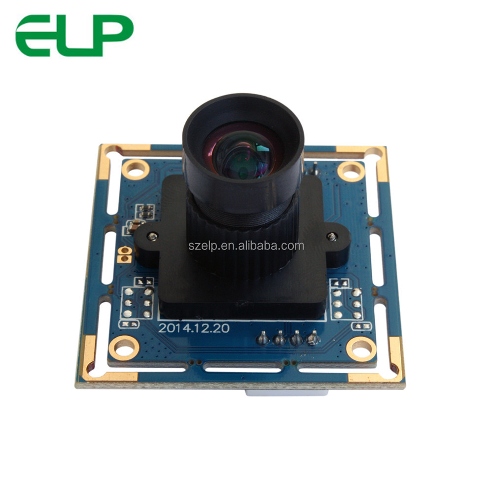 "ELP OEM 1/3.2"" Sony IMX179 CMOS sensor oem 8mp 3264X2448 usb camera module for HD scanner"
